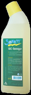 Sonett - Płyn do WC - 750 ml
