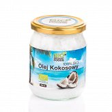 BIO Olej Kokosowy Extra Virgin 500ml